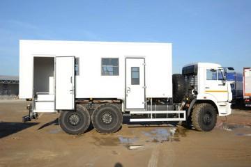 UNIC Kamaz masovni prevoz, površinski rudnici 2