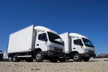 UNIC ATP Fuso distributivna vozila