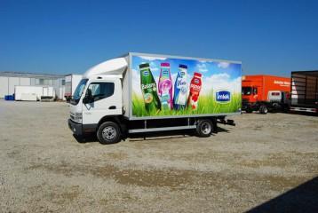 UNIC ATP prevoz mleka