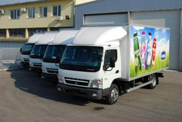 UNIC ATP flota za distribuciju mleka 2
