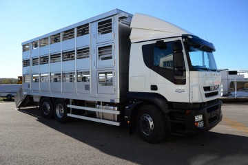 UNI CARGO ANIMAL prevoz živih životinja sa rampom