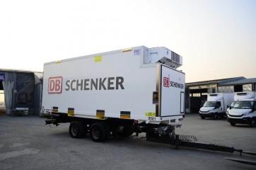 UNIC ATP FRC najlakši železničko drumski kontejner u Evropi 1