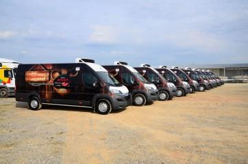 UNIVANS univerzalna distributivna vozila 1