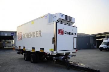 UNIC ATP FRC najlakši železničko drumski kontejner u Evropi 2