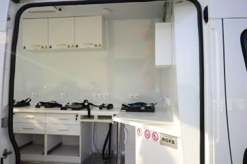 UNIVANS pokretna laboratorija Rofa 2