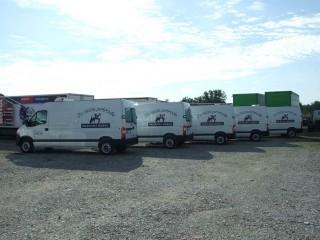 UNIVANS distributivna vozila za mleko 1