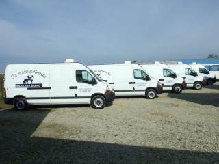 UNIVANS distributivna vozila za mleko 2
