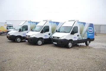 UNIVANS distributivna vozila za mleko 3