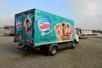 UNICE sladoledara Nestle