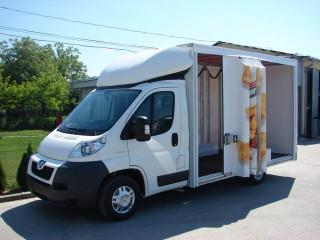 UNI CARGO OPEN BOX prevoz Chipsy-a maksimalne zapremine 3