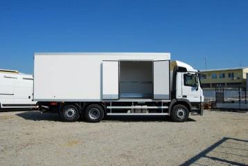 UNIC distributivno vozilo 18t 4