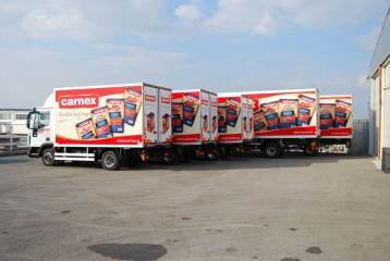 UNIC ATP domaća flota za distribuciju mesa 1