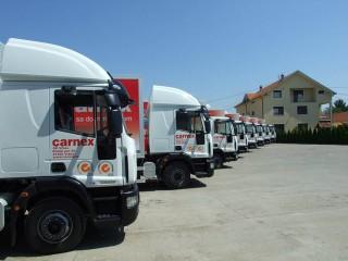 UNIC ATP domaća flota za distribuciju mesa 2