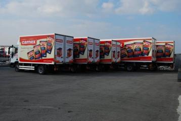 UNIC ATP domaća flota za distribuciju mesa 4