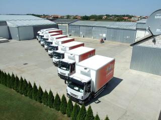 UNIC ATP domaća flota za distribuciju mesa 8