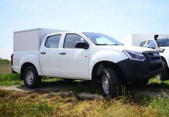 UNIC Isuzu Monster truck D Max prevoz eksploziva 1 ADR