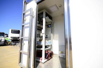 UNI AL Mobilna GSM stanica 5