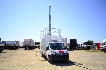 UNI AL Mobilna GSM stanica 10
