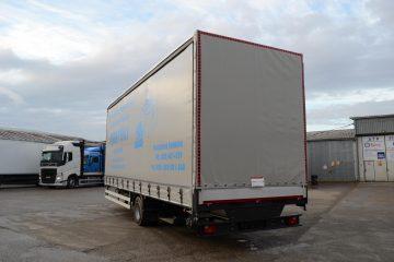 UNIT O3 TAUTLINER, model UniOne, prevoz kartonske ambalaže 4