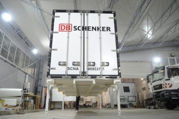 UNIC ATP swap body kontejner 3