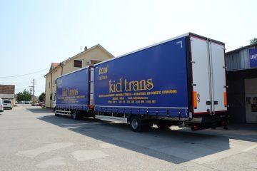UNI CARGO TAUTLINER 11t, KidTrans međunarodni transport 3