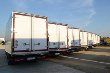 UNIC flota za prevoz mleka i mlecnih proizvoda 3