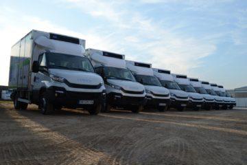 UNIC flota za prevoz mleka i mlecnih proizvoda 4