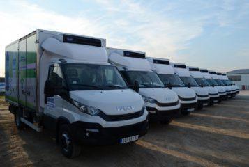 UNIC flota za prevoz mleka i mlecnih proizvoda 6