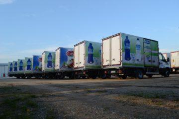 UNIC flota za prevoz mleka i mlecnih proizvoda 5
