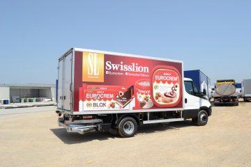 UNIC hladnjača za distribuciju konditorskih proizvoda 2