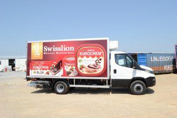 UNIC hladnjača za distribuciju konditorskih proizvoda 3
