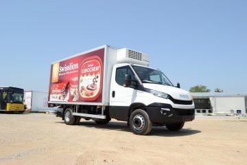 UNIC hladnjača za distribuciju konditorskih proizvoda 1