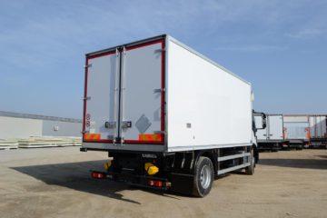 Kamion za prevoz opasnih materija, ADR EXIII, bruto 18t
