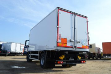 Kamion za prevoz opasnih materija 3, ADR EXIII, bruto 18t