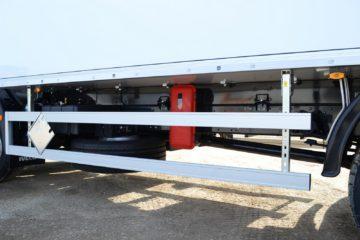 Kamion za prevoz opasnih materija 4, ADR EXIII, bruto 18t, detalj 2