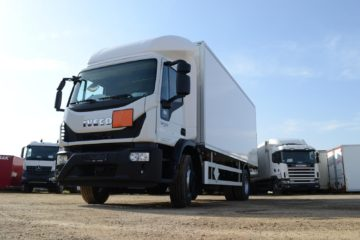 Kamion za prevoz opasnih materija 5, ADR EXIII, bruto 18t