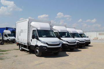 UNI CARGO TARPSIDES flota za prevoz alkoholnih i bezalkoholnih pića 4