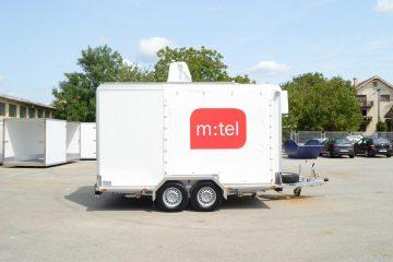 UNIT O2, model UniO2 bruto 2600kg 2