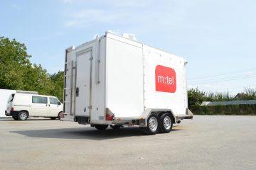 UNIT O2, model UniO2 bruto 2600kg 3