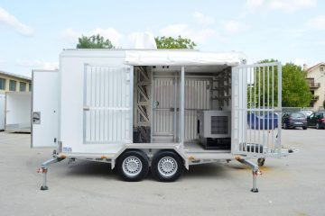 UNIT O2, model UniO2 bruto 2600kg 6
