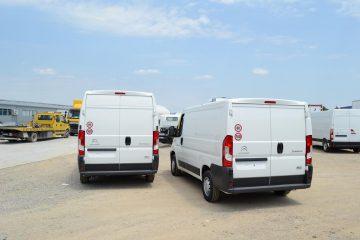 UNIVANS distributivna vozila za lekove 2