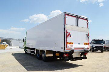 UNIC distributivno vozilo 26t 4