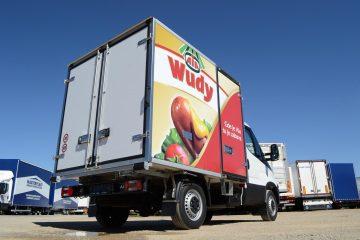 UNIC mini komora za distribuciju mesa 3,5t bruto 2