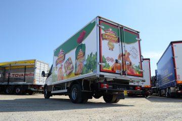 UNIC hladnjača za prevoz mesa 5