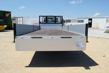 UNI CARGO SIDES Iveco bruto 7t 5