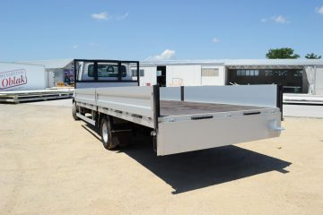 UNI CARGO SIDES Iveco bruto 7t 6