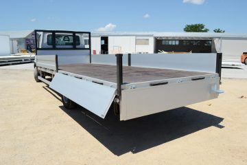 UNI CARGO SIDES Iveco bruto 7t 2