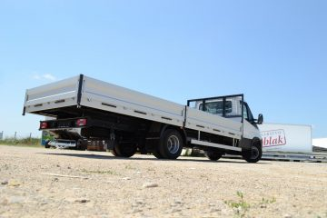 UNI CARGO SIDES Iveco bruto 7t 3