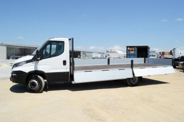 UNI CARGO SIDES Iveco bruto 7t