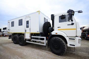 UNIC nadogradnja za prevoz rudara sa 24 sedišta i prostorom za odlaganje alata 6